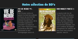 BDfolies fait sa sélection sur le site